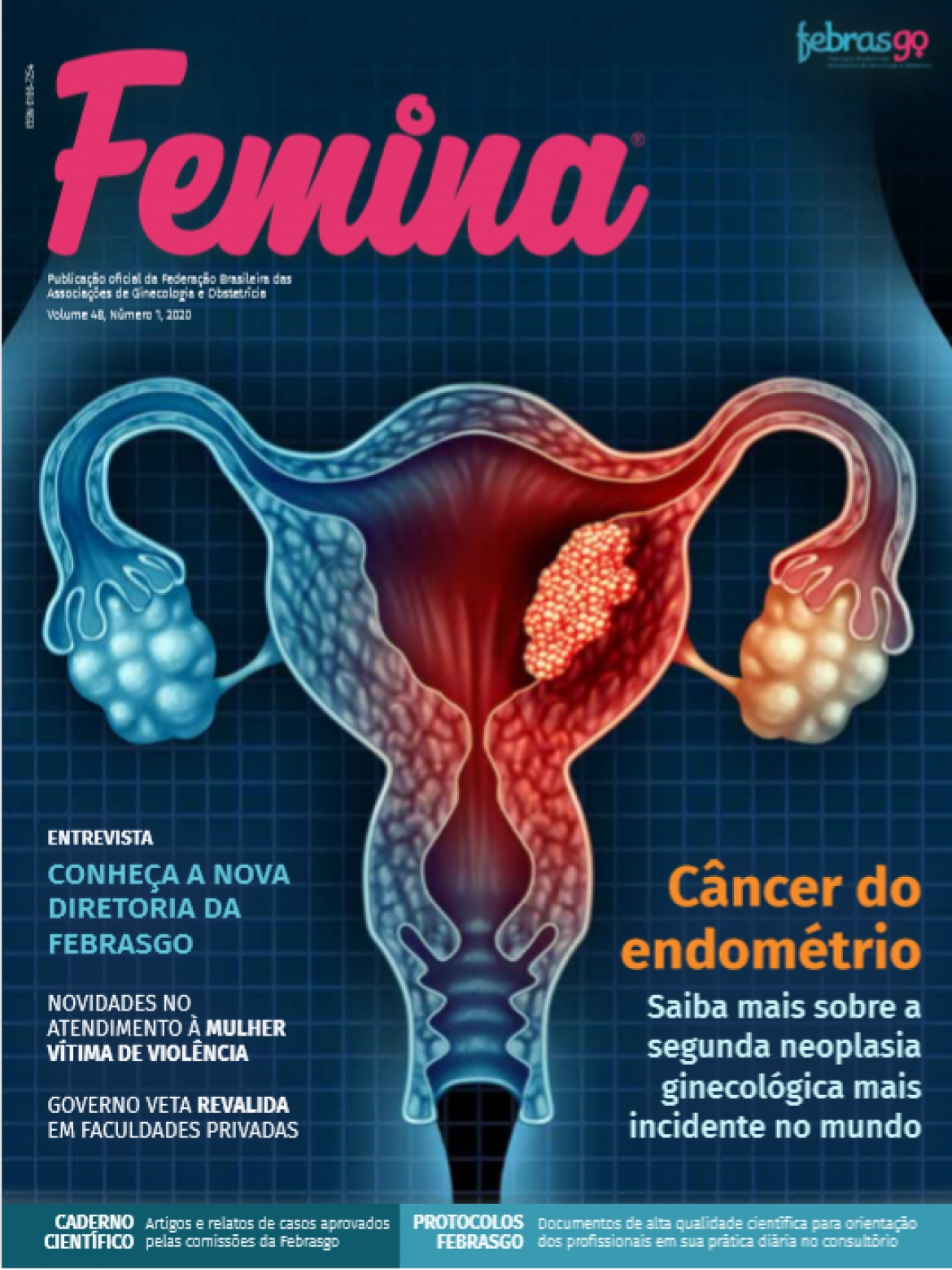 REVISTA FEMINA - 2020 | VOL 48 | Nº 01
