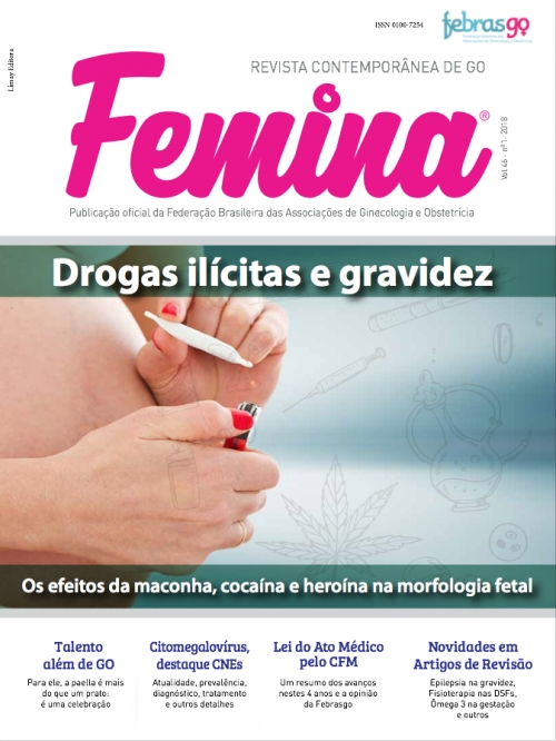 Revista Femina – 2018 | vol 46 | nº 1