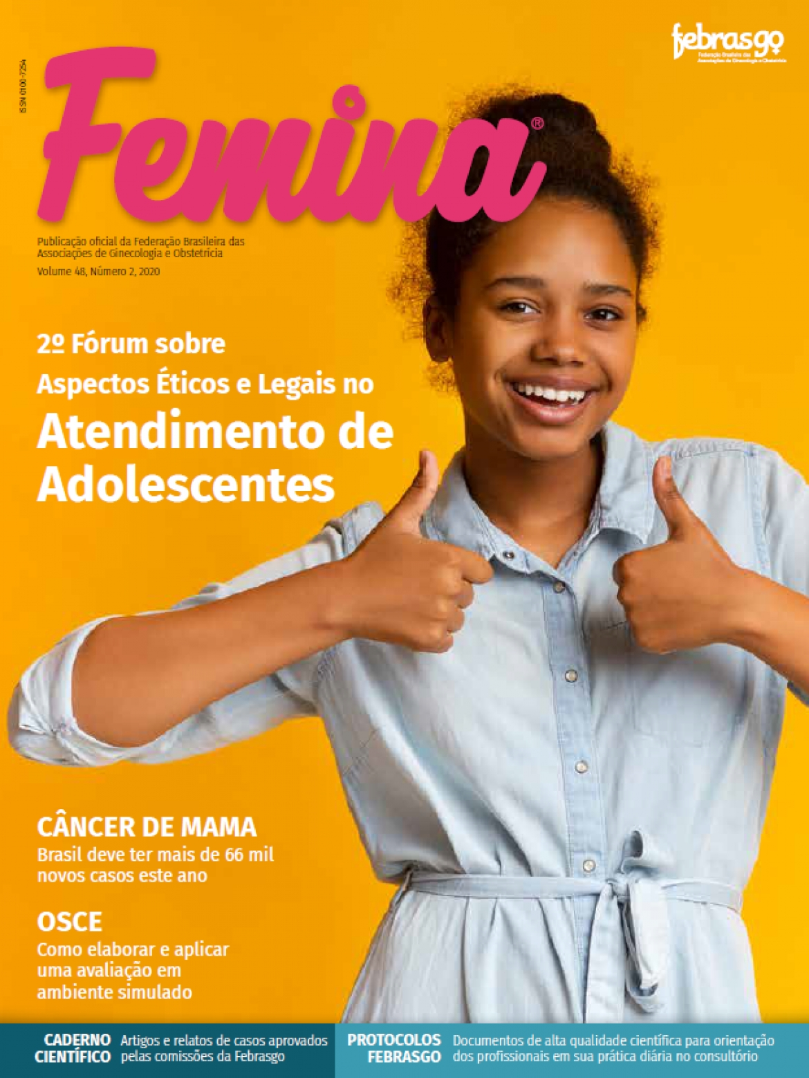 REVISTA FEMINA - 2020 | VOL 48 | Nº 02