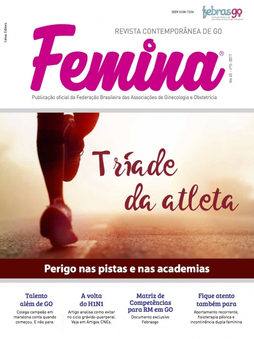Revista Femina – 2017 | vol 45 | nº 3