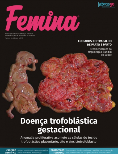 Revista Femina - 2019 | Vol 47 | nº 1
