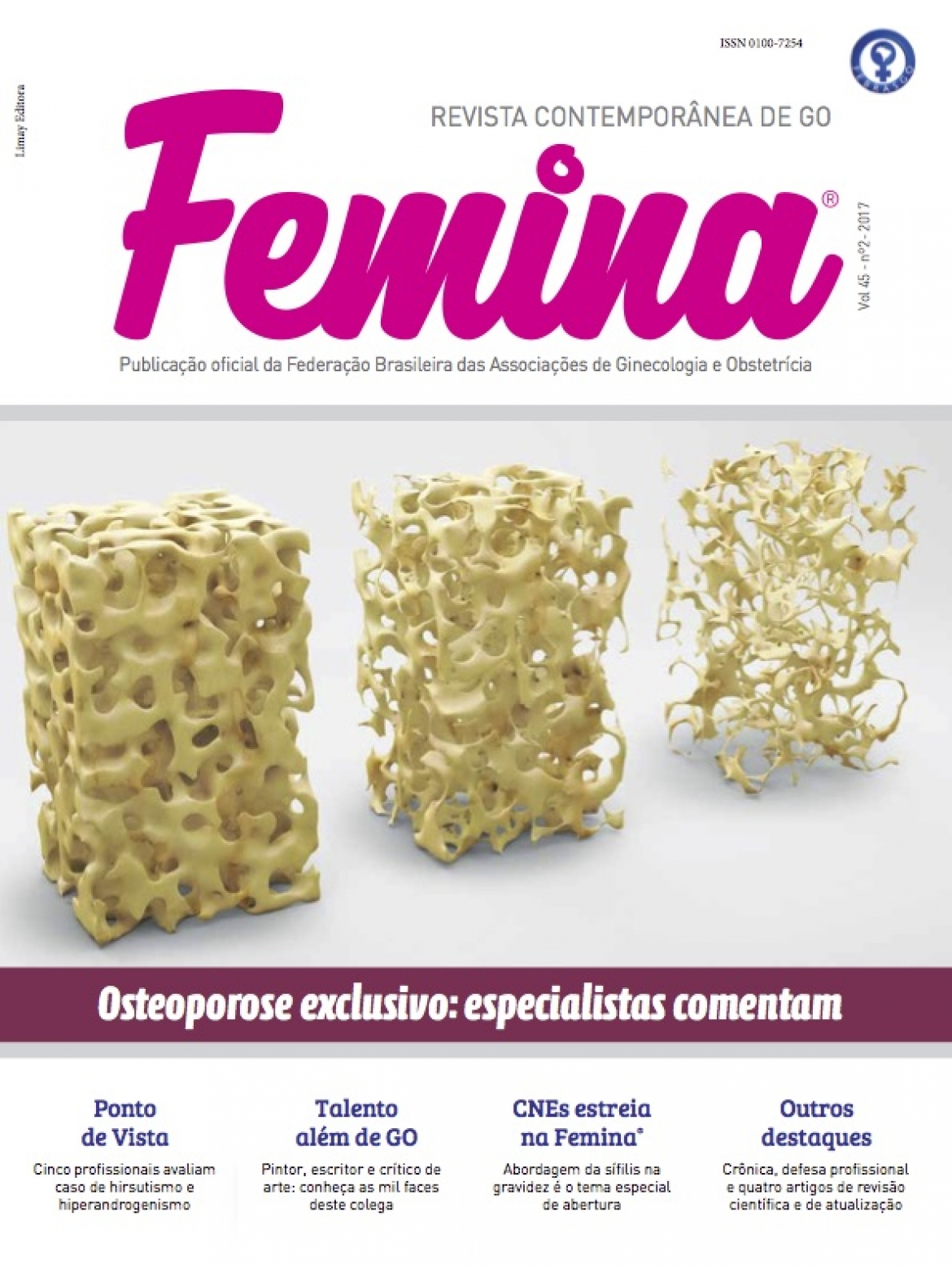 Revista Femina – 2017 | vol 45 | nº 2