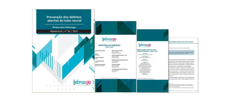 Febrasgo lança protocolo sobre Prevenção dos defeitos abertos do tubo neural