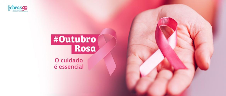 Brasil estima 66 mil novos casos de câncer de mama até o final do ano