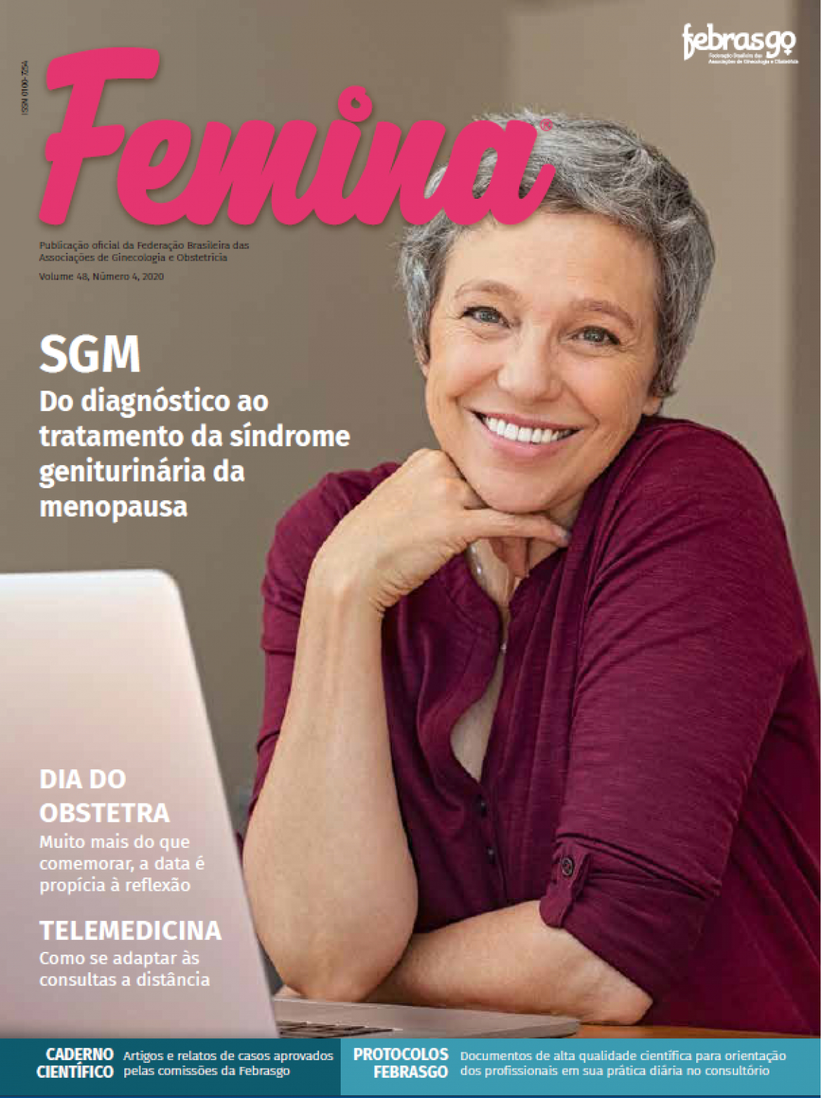 REVISTA FEMINA - 2020 | VOL 48 | Nº 04