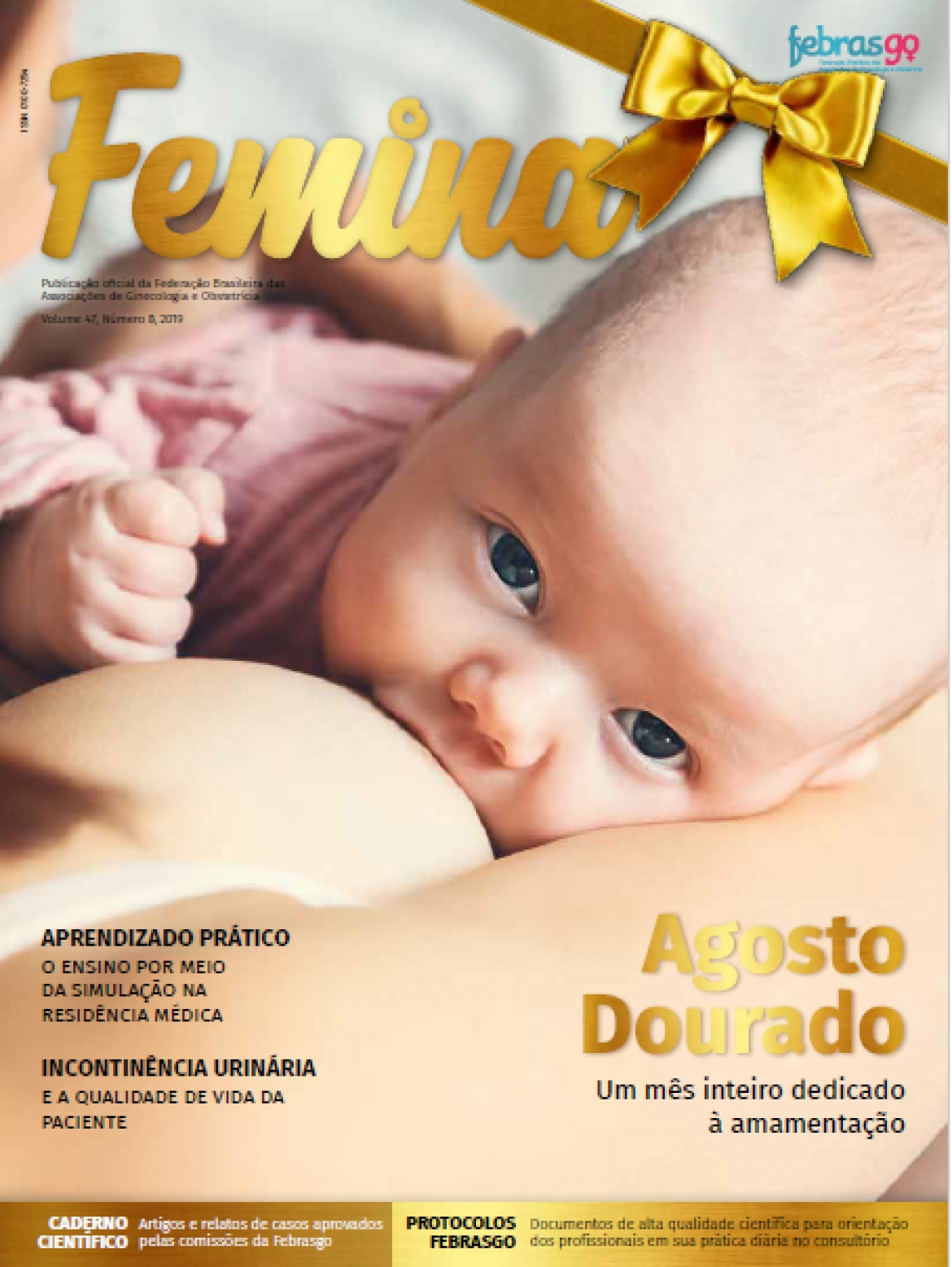 REVISTA FEMINA - 2019 | VOL 47 | Nº 8
