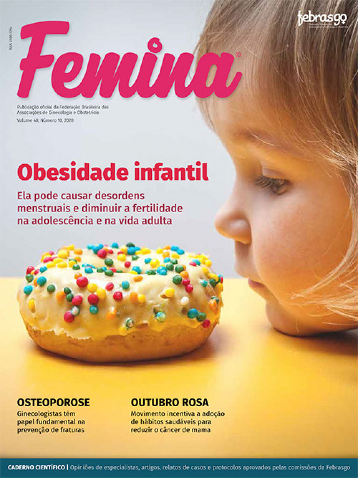 REVISTA FEMINA - 2020 | VOL 48 | Nº 10
