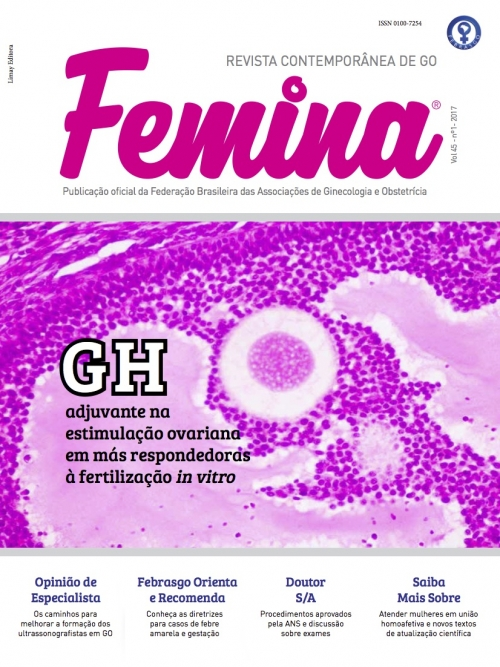 Revista Femina – 2017 | vol 45 | nº 1