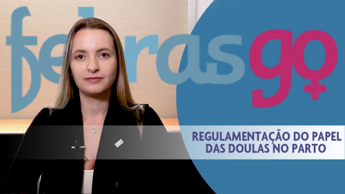 Regulamentação do papel das doulas