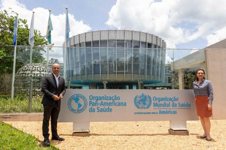 FEBRASGO participa de reunião na sede da Organização Pan-Americana da Saúde (OPAS) em Brasília - DF