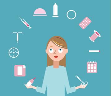 Aconselhamento contraceptivo durante a pandemia: orientações práticas